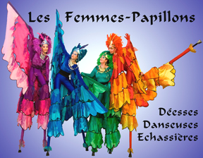 ECHASSIERES PAPILLONS